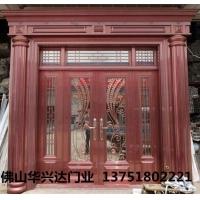 铝合金艺术门型材,铝合金艺术大门型材