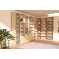 西安家具定制为亲安家书柜定制