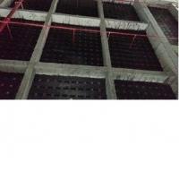深圳某商业广场建筑改变后框架梁柱加固