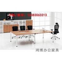 办公家具 简约现代时尚会议桌 长桌 洽谈电脑桌