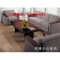 办公家具办公沙发简约办公家具会客室接待商务真皮沙发办公室沙发