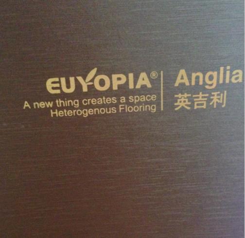 欧莱宝塑胶地板进口塑胶地板同质透心橡胶地板