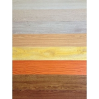 麦草坊锁扣片材石塑地板木纹石纹毯纹免胶卡扣地板