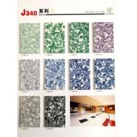 供应杰赛罗J340/J100方向同质透心pvc塑胶地板