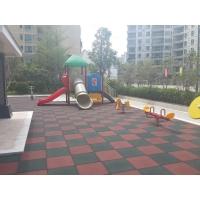 供应室外游乐园儿童安全橡胶地垫
