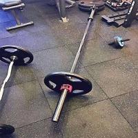 供应健身房力量区室内专用防滑橡胶地垫