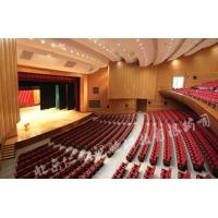 海岩声学成都绵阳德阳剧院声学设计剧院声学装修装潢