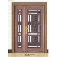 高州豪华不锈钢彩色无缝门、彩色不锈钢面包门等