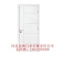 金发阁定制烤漆套装门