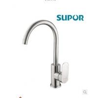 supor苏泊尔不锈钢厨房水龙头250307-01-LS