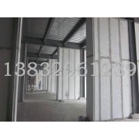硅镁混凝土加气空心轻质隔墙板