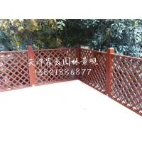 天津防腐木葡萄架,防腐木栅栏,防腐木地板,防腐木花架