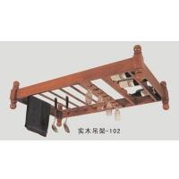 家具-实木吊架