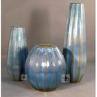 供应陶艺花瓶 手工定做陶艺花瓶 酒店装饰陶艺花瓶