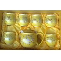 供应陶瓷茶具 七头陶瓷茶具 促销礼品陶瓷茶具