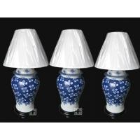 供应陶瓷灯具 青花瓷灯 家居装饰日用灯