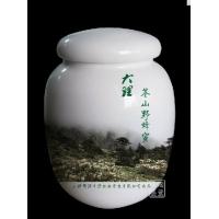 供应蜂蜜罐 陶瓷蜂蜜罐 高档容器蜂蜜罐