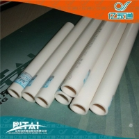 电工套管25重型PVC