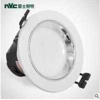 雷士LED筒灯5寸12w服装店照明LED吸顶筒灯NLED99