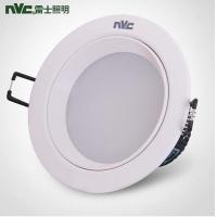 雷士LED筒灯4寸12W4W6W9W客厅LED防雾筒灯NLE