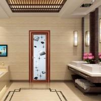 淘门网厨房平开门---优冠铝合金门---卫生间平开门