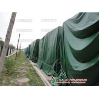 盖货帆布卷帘篷布加工PVC帆布