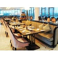 杭州咖啡厅桌子|材质:实木、防火板