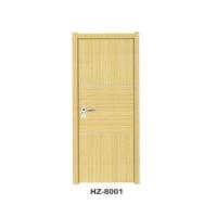 迪森木业-拼嵌铝条门系列HT-8001