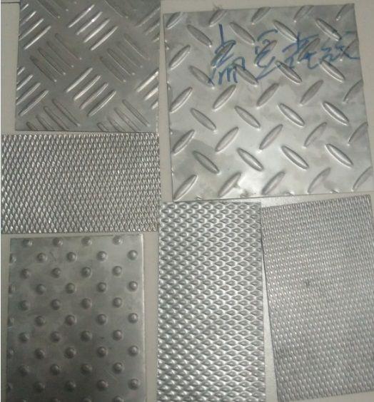 无锡不锈钢冲压花纹板,304花纹板剪折,非标模具冲压花纹板