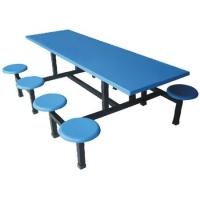 學校家具,廣州學校快餐桌椅,玻璃鋼快餐桌椅