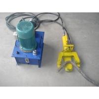 供应国内独家大直径优质手提式液压钢筋弯曲机