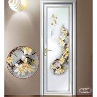 铝合金门卫生间门厨房卫浴门折叠门铝合金厕所门室内门