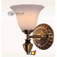 成都盛泰灯饰欧式全铜壁灯SD-8016