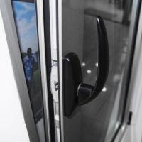 天津米格断桥铝门窗中鸿森特75系列1.8厚十道密封三层玻璃