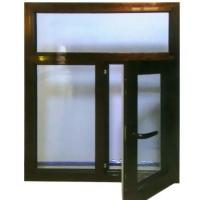 中鸿森特断桥铝55系列门窗平开窗封阳台 阳光房