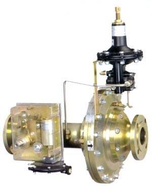 主要有:各种不同类型的天然气高,中,低压调压器(箱,柜,站),安全切断阀图片