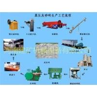 河南建矿年产2000万-亿块蒸养灰沙标砖设备