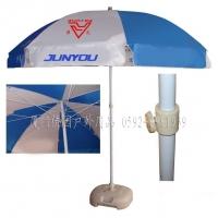 52寸双骨防风户外广告伞太阳伞食品饮料广告伞