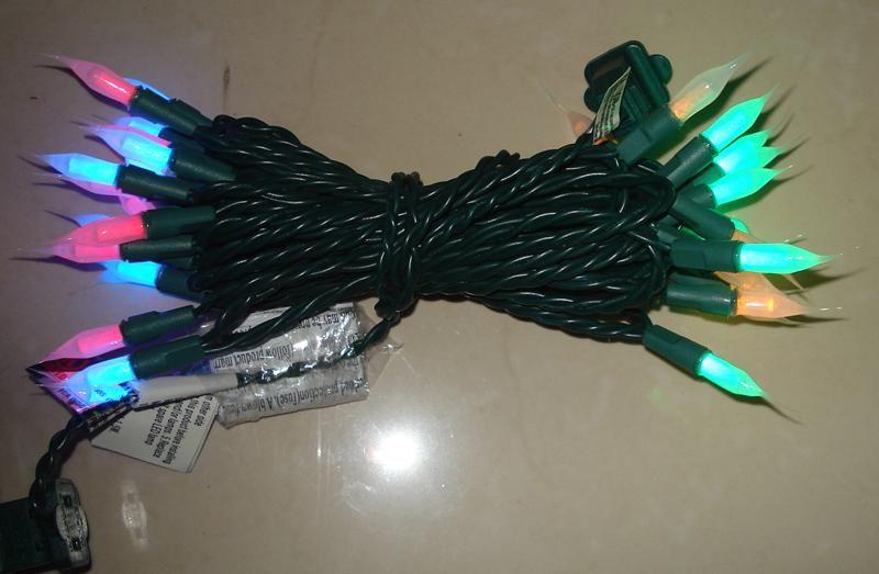 LED硅胶灯