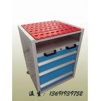 刀具移动车-锦盛利刀具储存车-双开门重型刀具柜