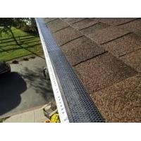 别墅pvc排水天沟,pvc雨水槽,PVC成品檐沟,PVC天沟