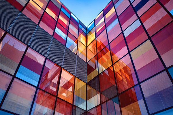 尚艺彩色膜 装饰膜 彩色玻璃贴膜