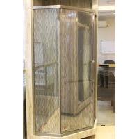 一字型平开门不锈钢淋浴房