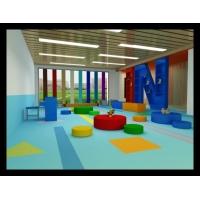 直销pvc儿童地板