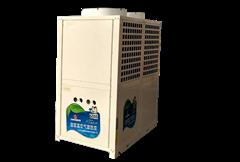 昆旭空气源热泵—制热、制冷及游泳池水温供暖