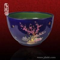 聚财器皿陶瓷缸   大厅陶瓷大缸  景德镇陶瓷缸定做