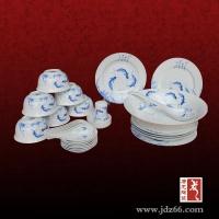 陶瓷餐具,手绘陶瓷餐具,乔迁礼品餐具