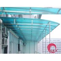 深圳优固美专业制作耐力板雨棚家装雨棚