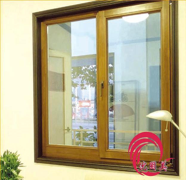 深圳铝合金门窗推拉钢化中空玻璃窗