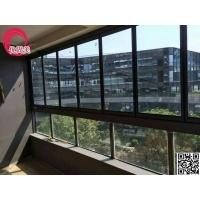 深圳优固美无框阳台窗玻璃折叠封阳台窗